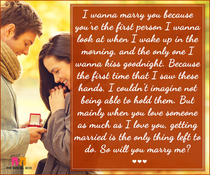 Best Marriage Proposal Quotes That Guarantee A Resounding \u0027YES\u0027