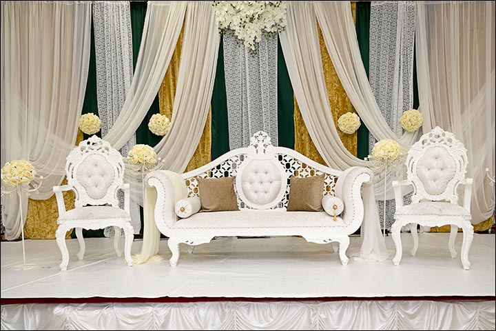 Indian Wedding Stage Decoration Ideas 9 Ideas That39ll Inspire
