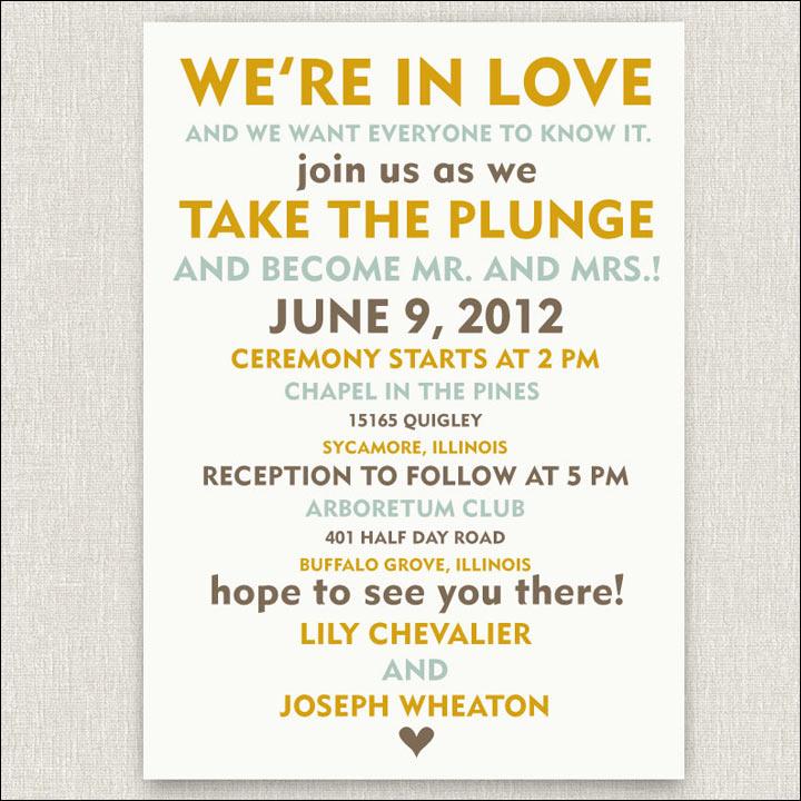 funniest wedding invitation wording - Acurlunamedia