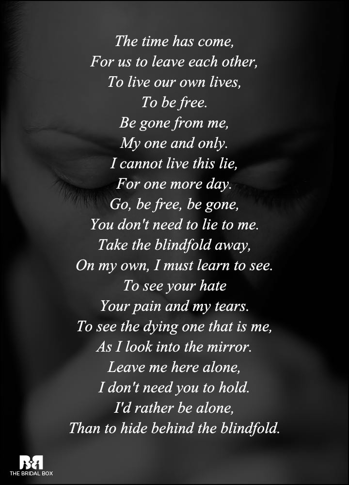 Sad Love Quotes For Him Wallpaper Love And Failure 7 Poems That Express The Pain