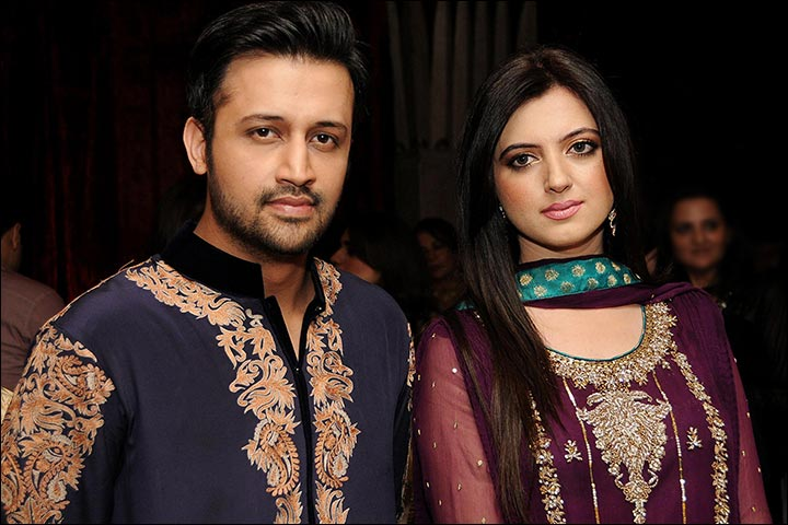 Lahore Punjab College Girl Wallpaper Atif Aslam Wedding From College Sweethearts To Soulmates