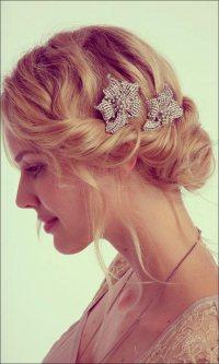 Bridal Hairstyles For Medium Hair: 32 Looks Trending This ...