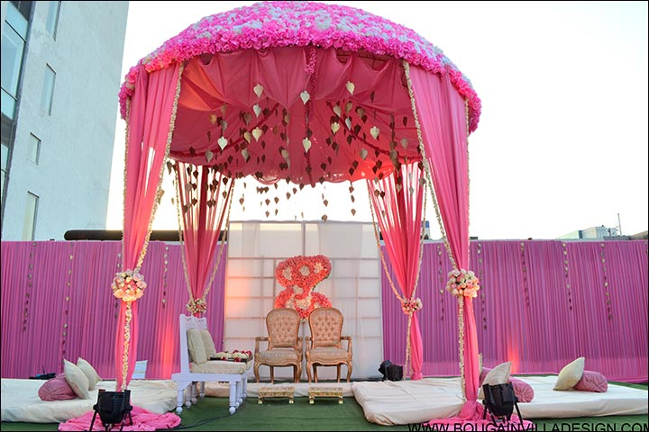 Boon Regal Wedding Backdrops: 25 Stage Sets For A Fairy Tale Wedding