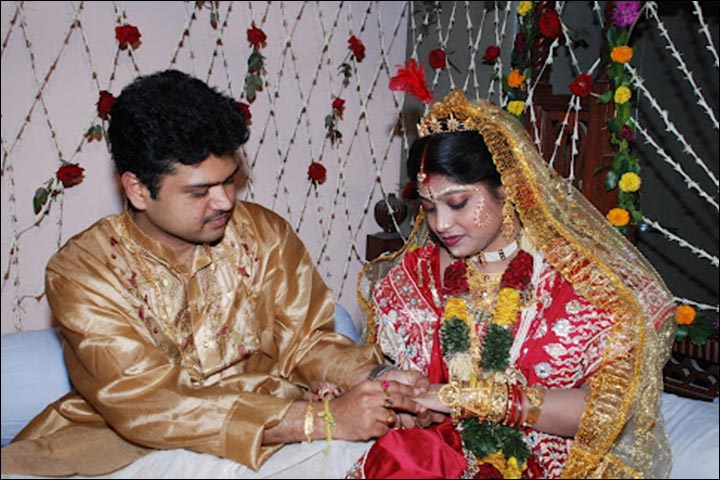 Cute Islamic Couples Hd Wallpapers A Bengali Wedding The Traditional Yet Relevant Rituals