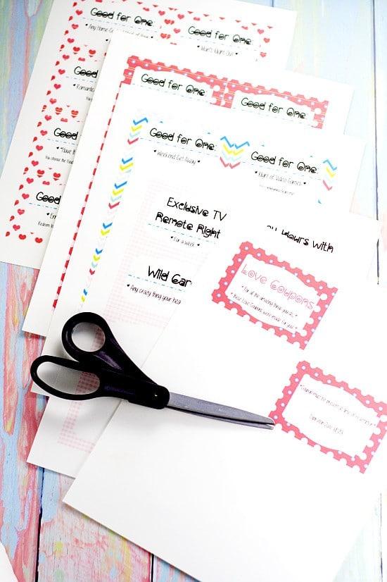 Printable Love Coupon Book The Gracious Wife - diy printable coupons