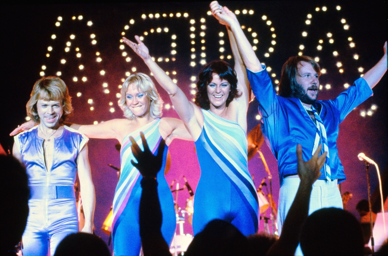 Abba Band Abba Give Update On New Music
