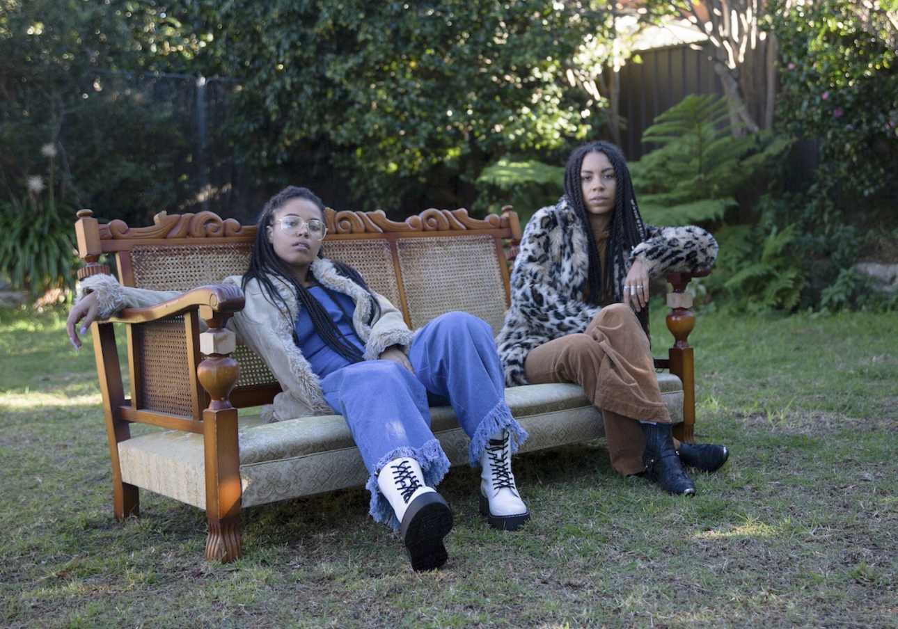 Outdoor Kinder Sister Duo Kinder Find Infectious Fusion Of Soft Soul And Afrobeat