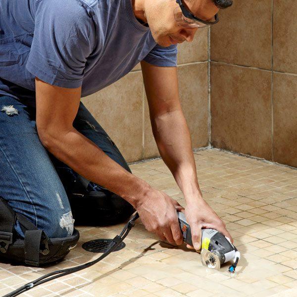 How To Remove Grout | The Family Handyman
