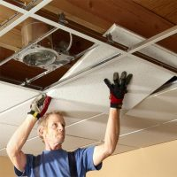 Drop Ceiling Installation Tips | The Family Handyman