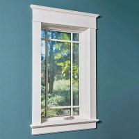 Installing Window Trim the Easy Way: MDF Trim Molding ...