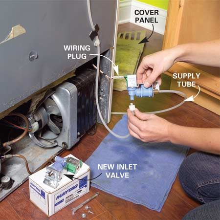How To Repair A Refrigerator | The Family Handyman