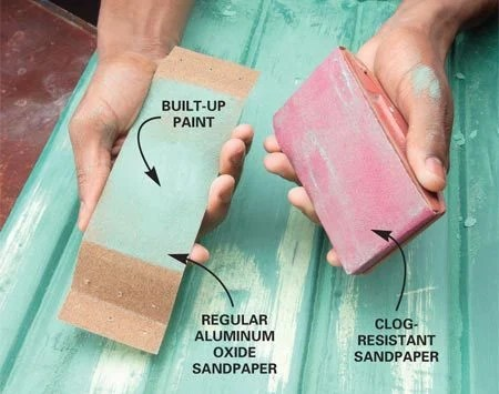 How To Sand Woodwork By Hand   The Family Handyman