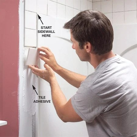 Install An Acrylic Tub And Tub Surround | The Family Handyman