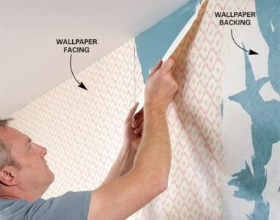 The Best Way to Remove Wallpaper | The Family Handyman