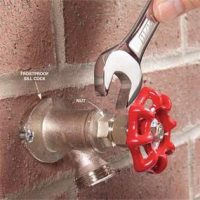How to Repair a Noisy Outdoor Faucet | The Family Handyman