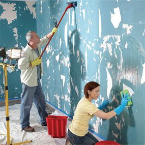 How to Remove Wallpaper: The Best Way — The Family Handyman