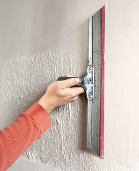 How to Skim Coat Walls   The Family Handyman
