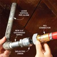 Water Pipe Replacement: Cures for Low Water Pressure | The ...