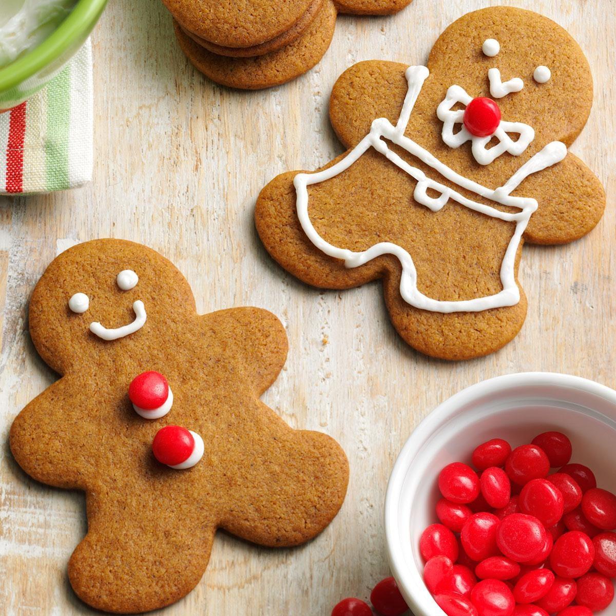 Fall Turkey Wallpaper Swedish Gingerbread Cookies Recipe Taste Of Home