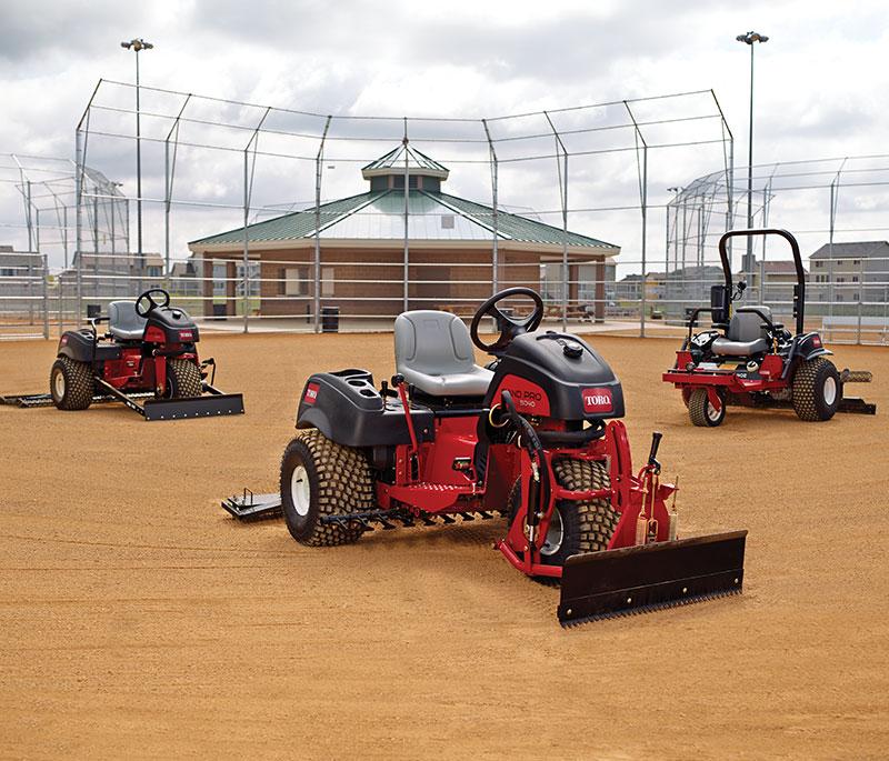 Toro Grounds Mowers, Irrigation, Turf Equipment