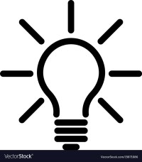 Symbol Light Bulb Gallery - meaning of text symbols