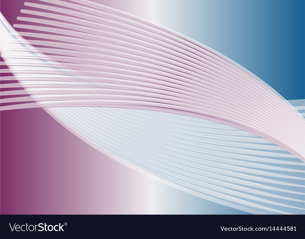 Abstract horizontal background in soft purple and Vector Image
