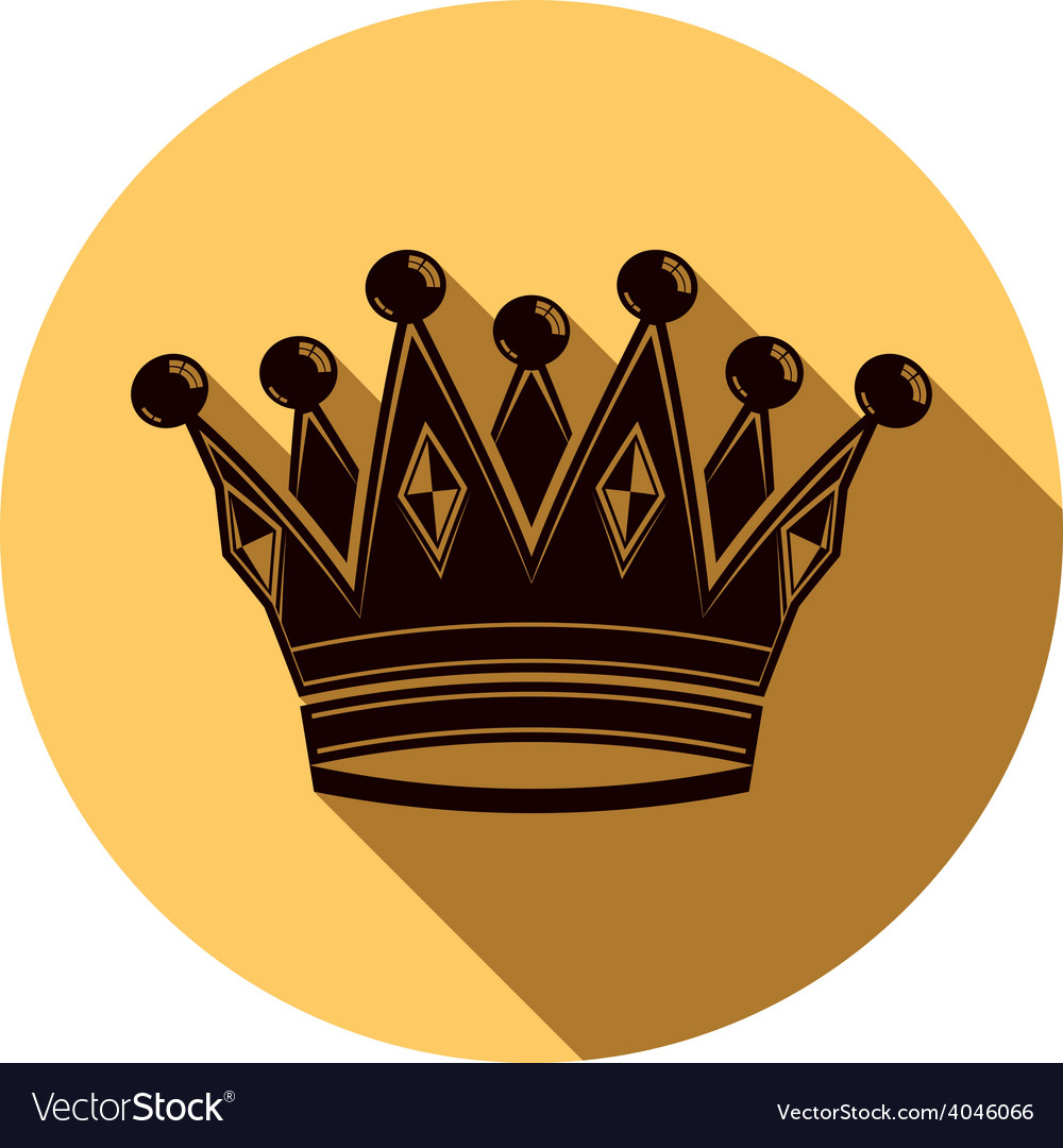 Regal Design Royal Design Element Regal Icon Stylish Majestic Vector Image