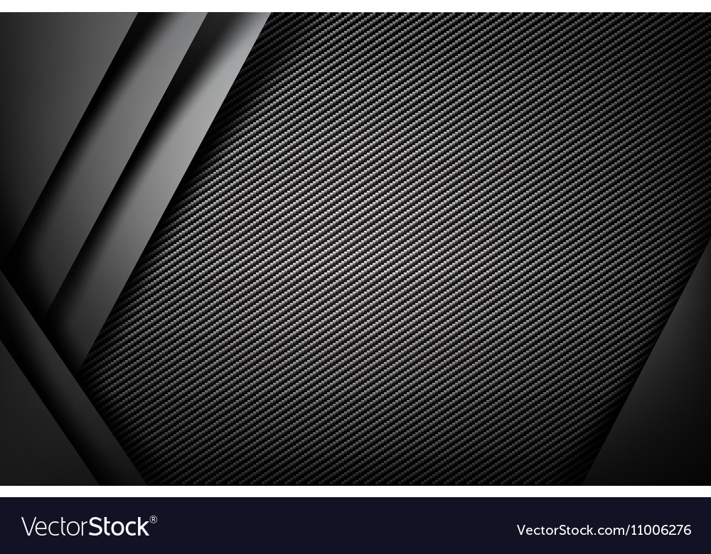 Abstract background dark with carbon fiber texture