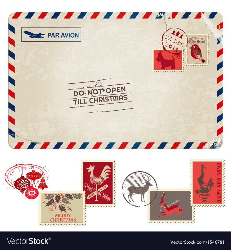 Large Of Post Card Stamp