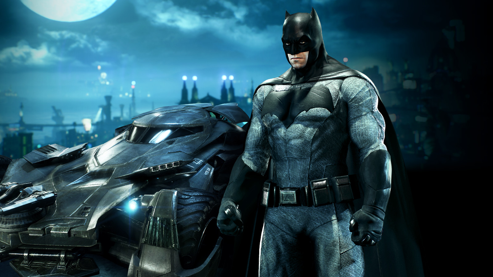 Christian Bale Iphone Wallpaper Ben Affleck S Costume And Batmobile Are Coming Next Month