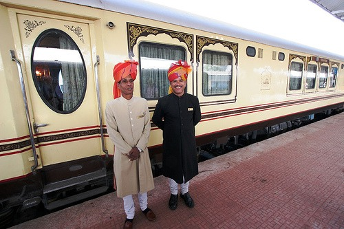 The 5 Most Luxurious Trains in India