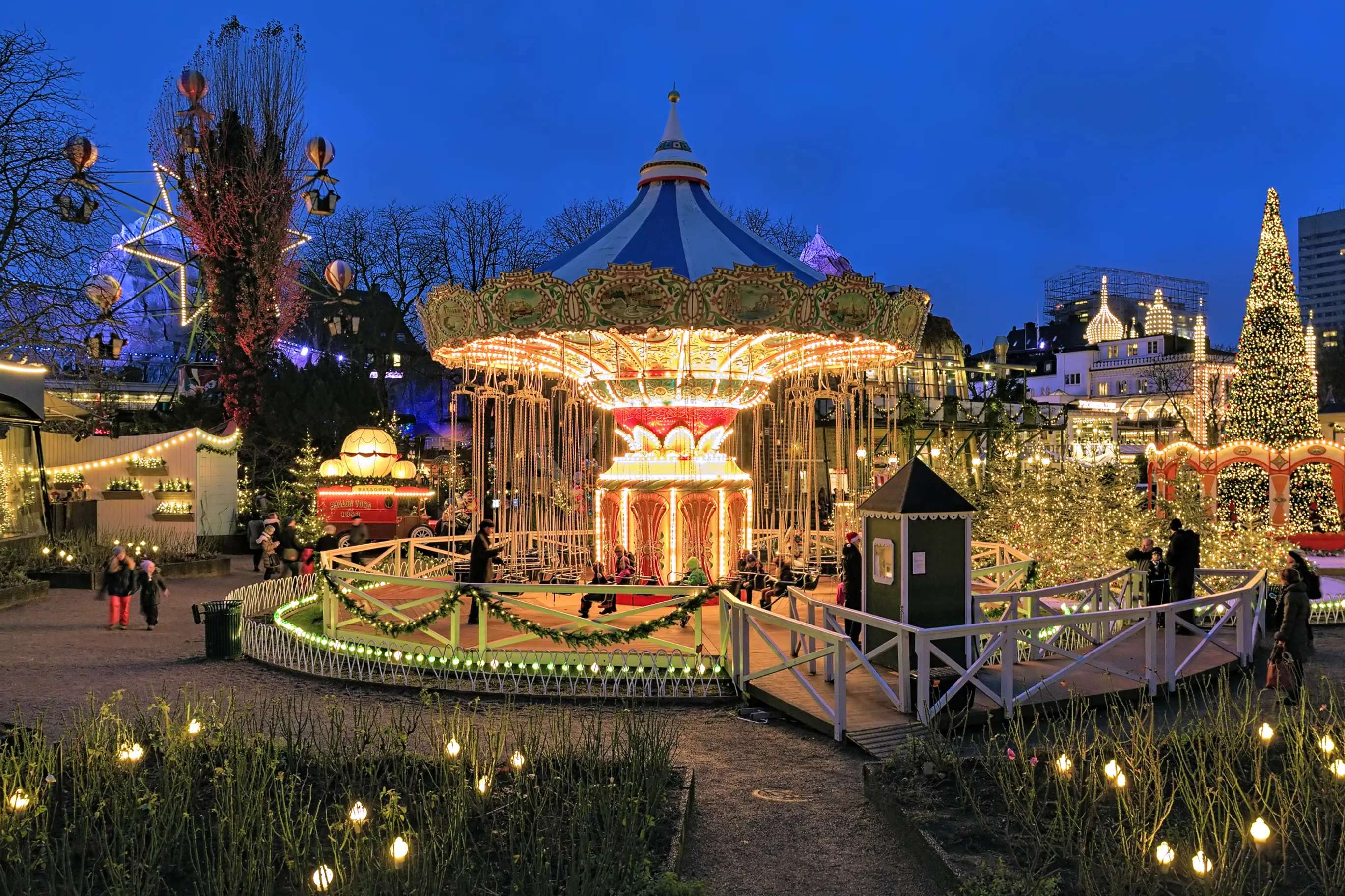 Tivoli Lighting Usa The Worlds 9 Best Christmas Markets That Arent In