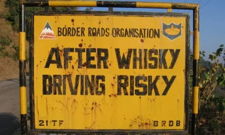 9 Funny Indian Road Signs Wanderlust
