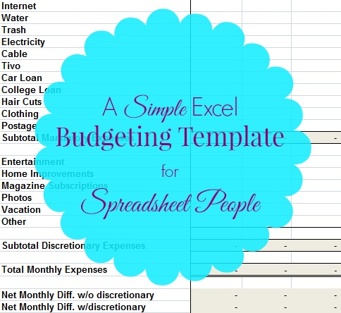 Free Sample Monthly Expenses Spreadsheet What Mommy Does - expense sheet template