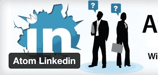 Atom LinkedIn