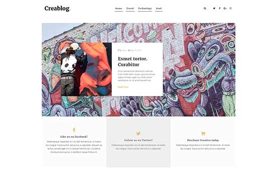 29 Best WordPress Themes for Artists (2017)