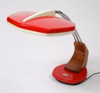 Falux Desk Lamp from FASE, 1960s for sale at Pamono