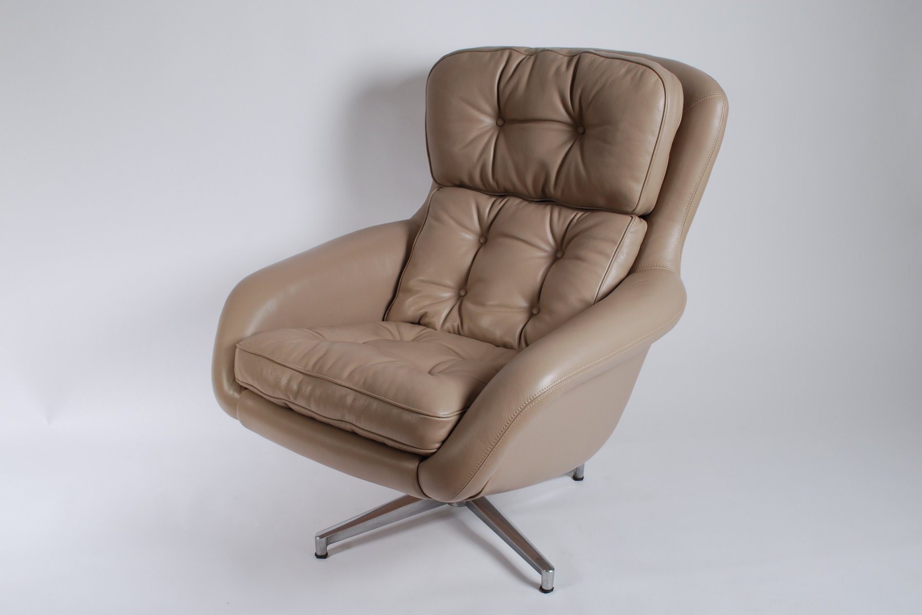 German Lounge Swivel Chair 1960s For Sale At Pamono