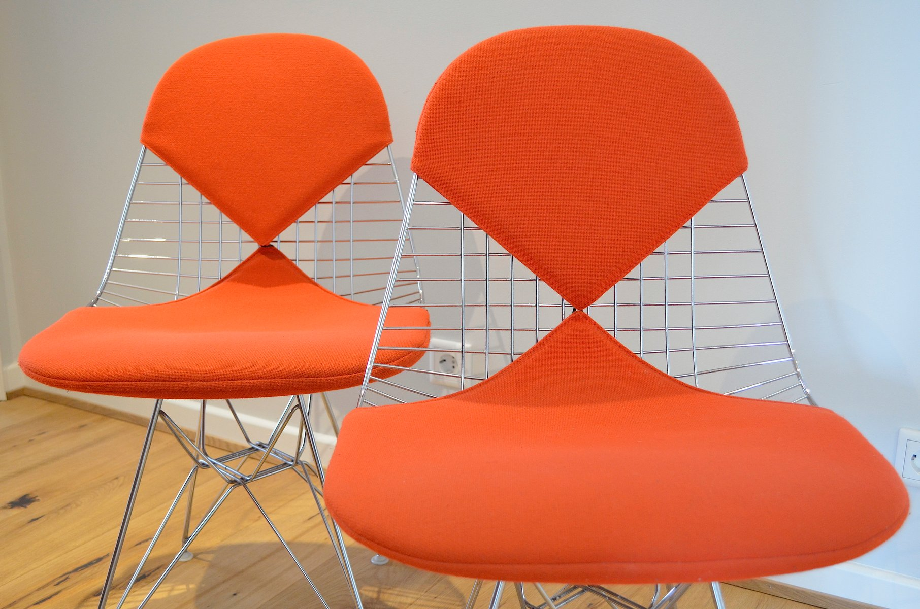 Charles & Ray Eames Stuhl Charles And Ray Eames Wire Mesh Chair Eames Stuhl Draht Lounge