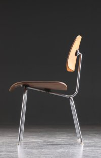 DCM Dining Chair by Charles & Ray Eames for Herman Miller ...