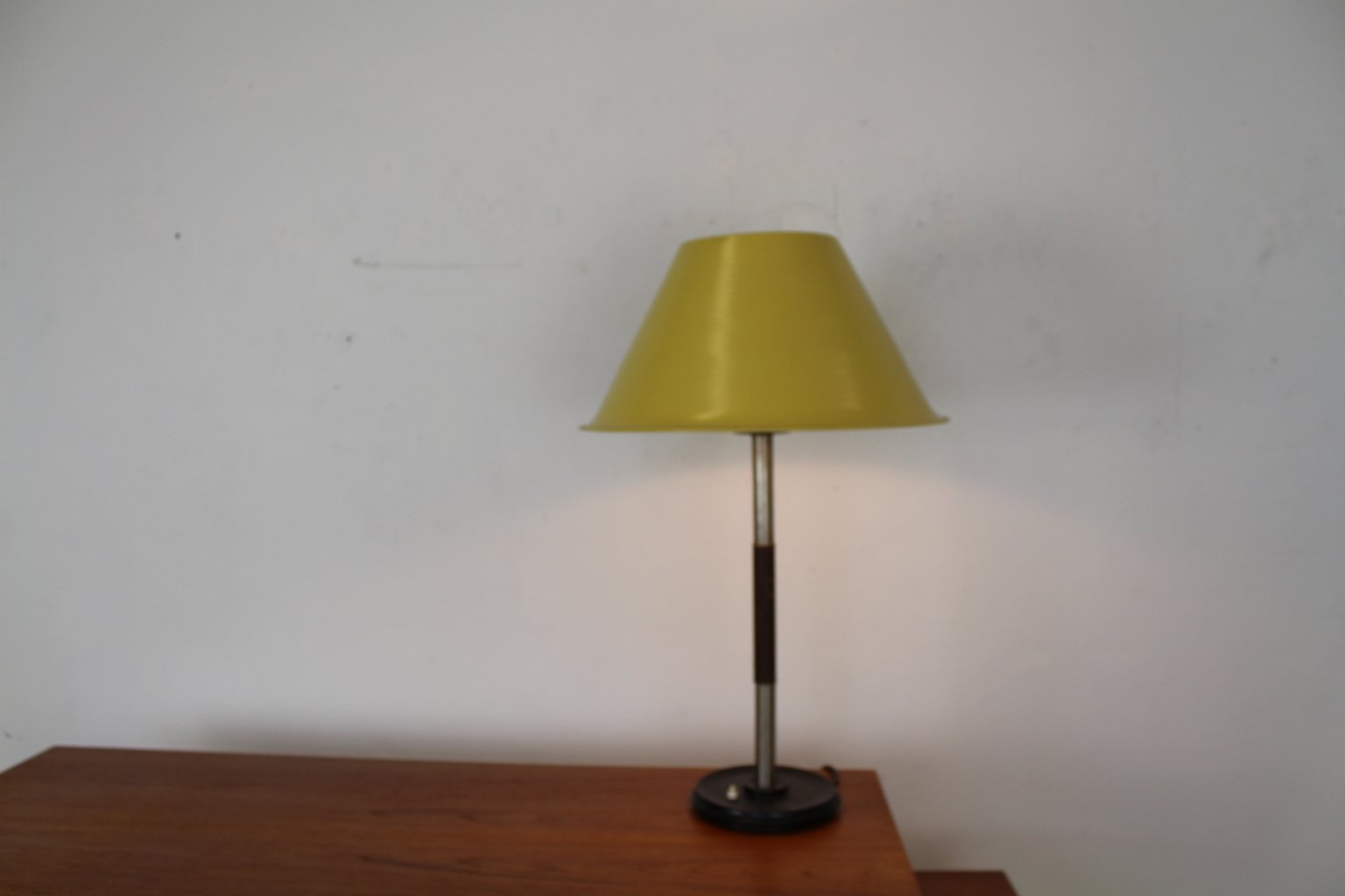 Lamp Glas In Lood Model 5020 Table Lamp From Gispen 1965