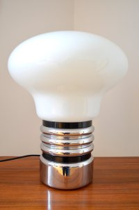 Light Bulb Table Lamp, 1970s for sale at Pamono