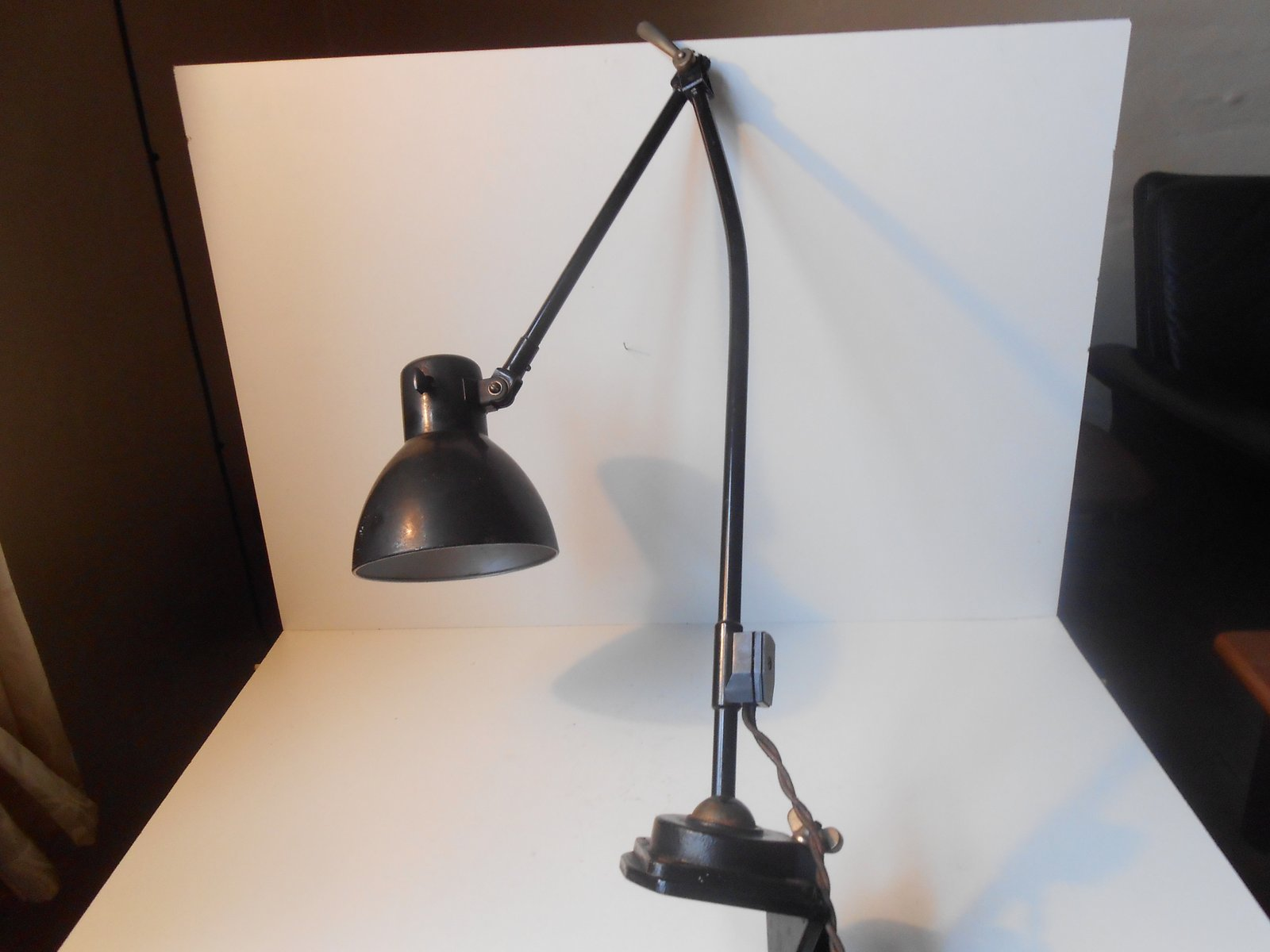 Industrial Lamps For Sale Industrial Desk Lamp By Marianne Brandt For Kandem 1930s