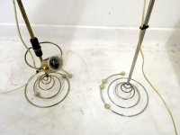 Vintage Floor to Ceiling Lamps by Francesco Fois for ...
