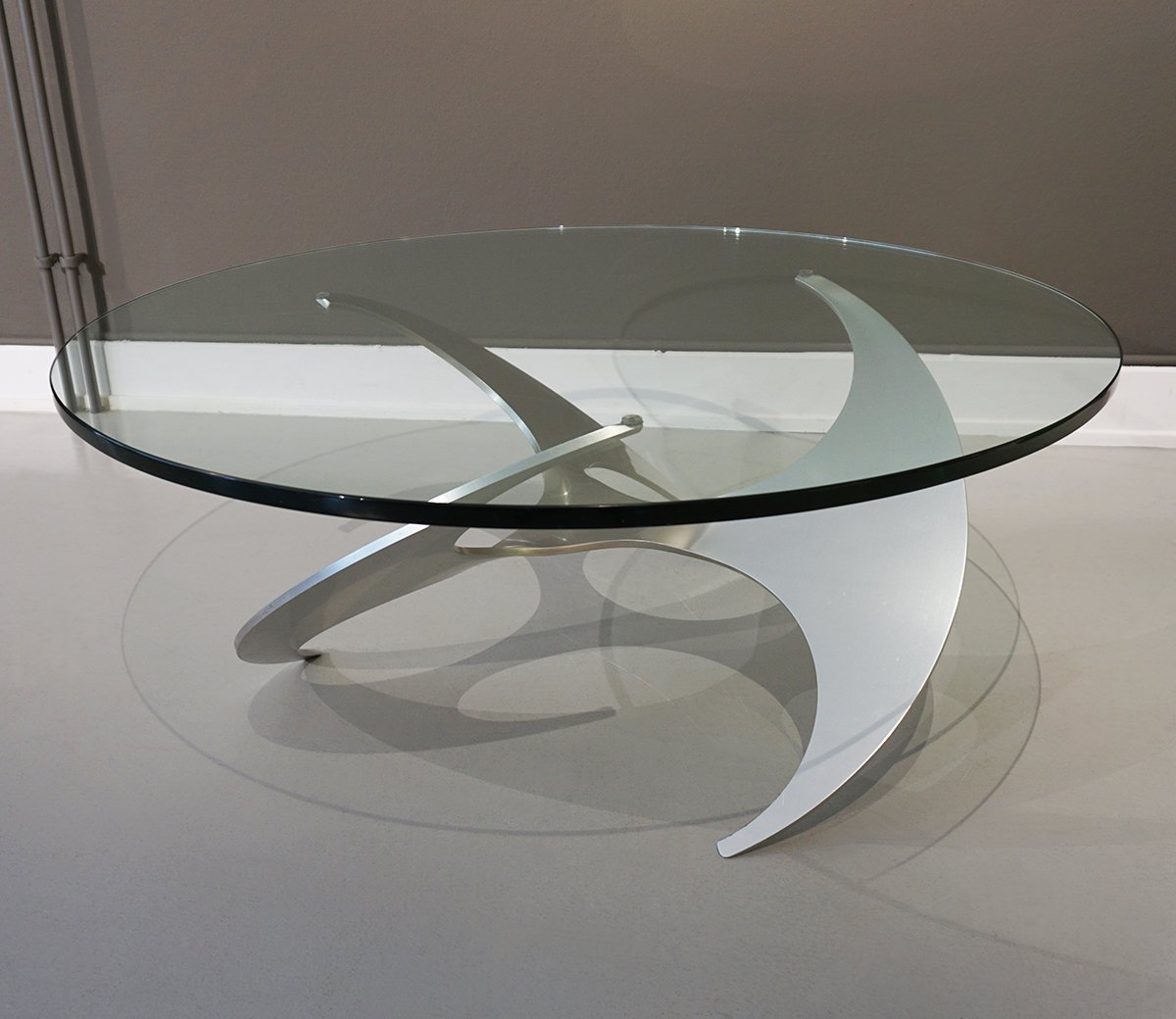 Couchtisch Ronald Schmitt Mid Century Model K9 Coffee Table By Knut Hesterberg For Ronald Schmitt