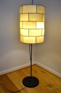 Vintage Height-Adjustable Floor Lamp, 1960s for sale at Pamono