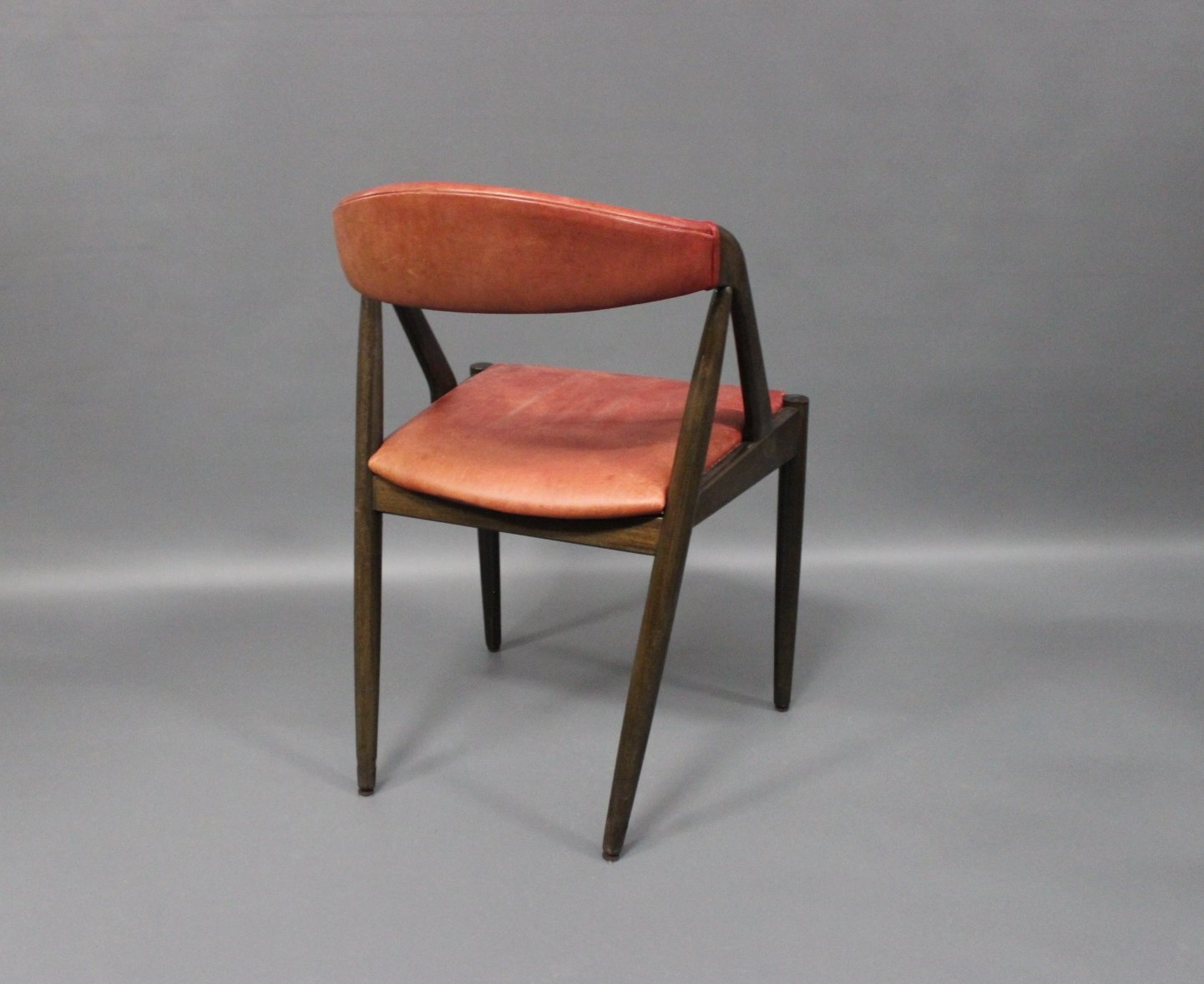 Vintage Model 31 Dining Room Chairs By Kai Kristiansen For