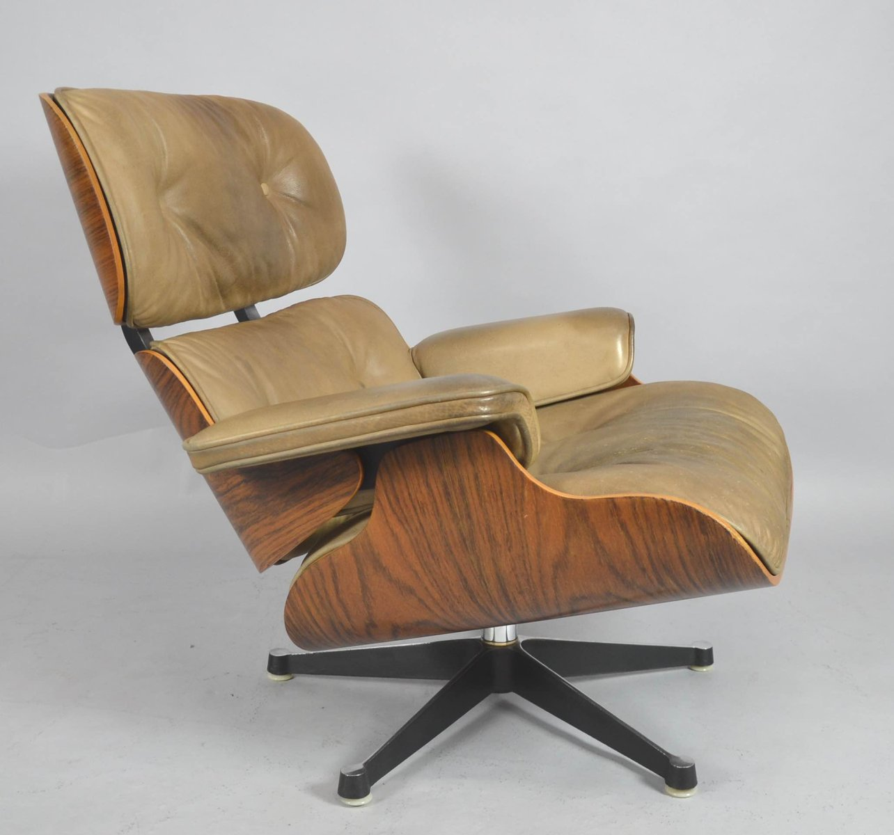 Lounge Sessel Eames Mid Century Lounge Chair By Charles Ray Eames For Fehlbaum Contura Vitra