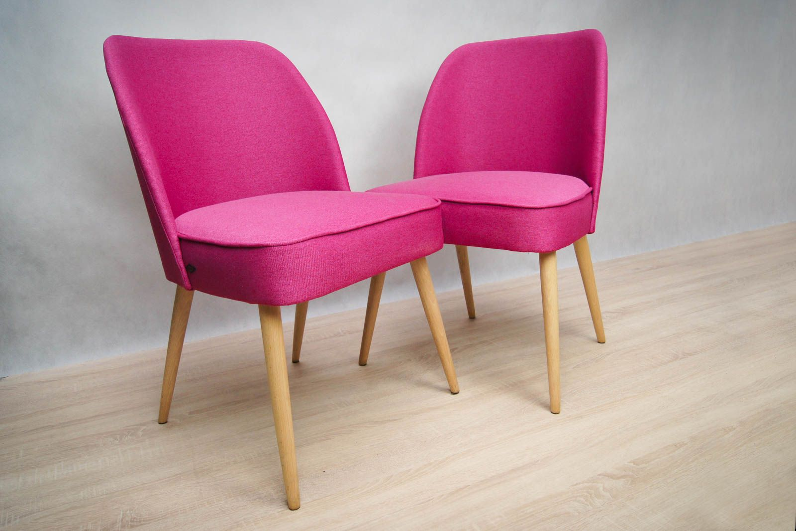 Small Chair For Sale Small Pink Cocktail Chairs 1960s Set Of 2 For Sale At Pamono