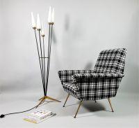 Italian Floor Lamp from Stilnovo for sale at Pamono